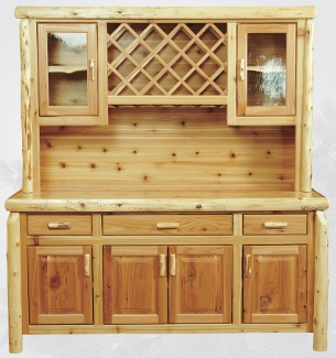 Hutches Sideboards Amp Buffets Owls Head Rustics