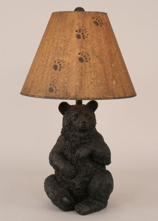 North Country Style Table Lamps